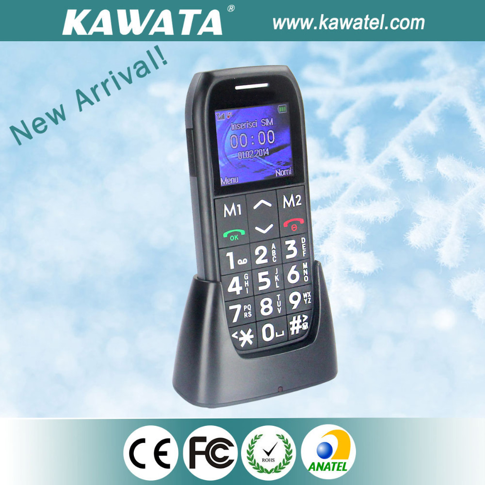 Top selling cdma gsm dual sim flip mobile phone