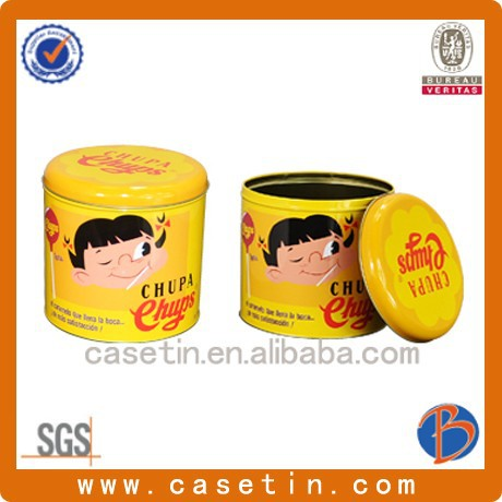 milk powder tin box for sale/vintage tin cans/wholesale tin cans