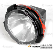 6000K(3000K-12000K) color temperature professional 75w hid driving lights 4x4 factory