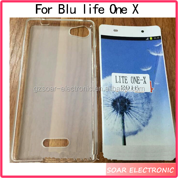 Mobile phone accessories Alibaba wholsale phone case for Blu Life one X 2016 cover