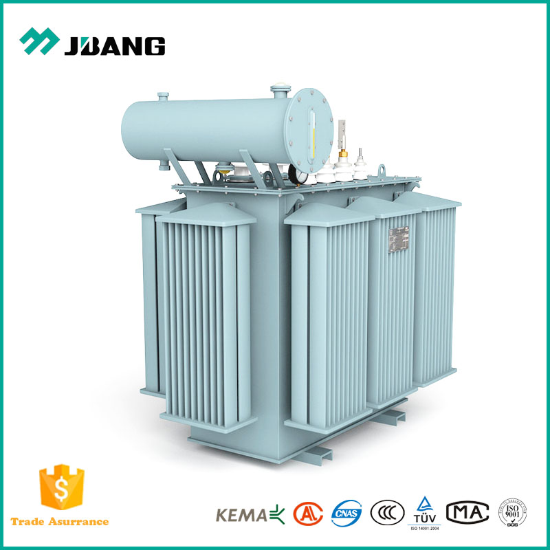 solid price step down oil type high voltage isolation transformer AC 11kv 400v 60Hz 1500 kva
