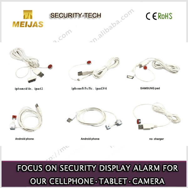 Laptop Anti-theft Alarm System with12 Ports for Retail Open Display