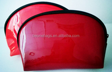 Alibaba China 2015 high quality make up clear clear vinyl travel cosmetic bag