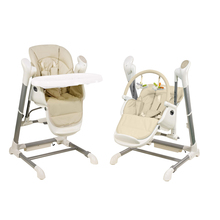 Good quality baby seat swing high feeding dinner folding chair