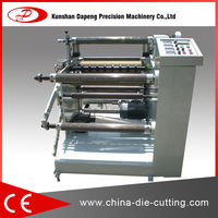 flim slitting machine for plastic lable and pvc film