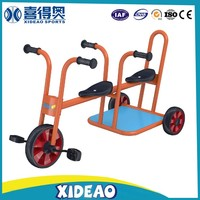 2016 China wholesale new model baby tricycle / baby twins tricycle
