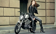 SOCO Electric motocycle