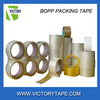plastic strong adhension printed bopp packaging tape