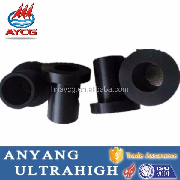 Durable Flanged Type UHMWPE Material Plastic Bush/Sleeve