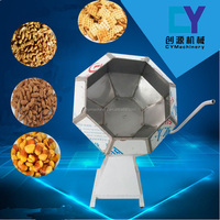 Stainless steel snacks food seasoning machine mixing various flavor