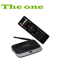 Tv Receivers 1080P CS918 Android 4.4 TV Box Media Player Quad Core 2GB/16GB WiFi with Remote Control Set Top Box