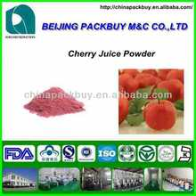 High quality and lowest price 100% natrual Organic Cherry Powder