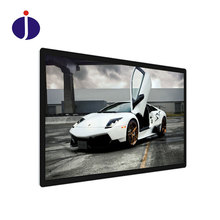 Hot selling small size 15 inch wall mounted advertising LCD/LED display video player