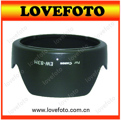 New Screw Mount Petal Crown EW-83H Lens Hood for Canon EF 24-105mm f/4L IS USM Lens