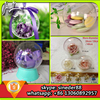 Party decorations large clear transparent plastic hollow ball
