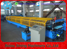 corrugated metal iron roofing sheet roll forming making machine aluminium profile cutting machine