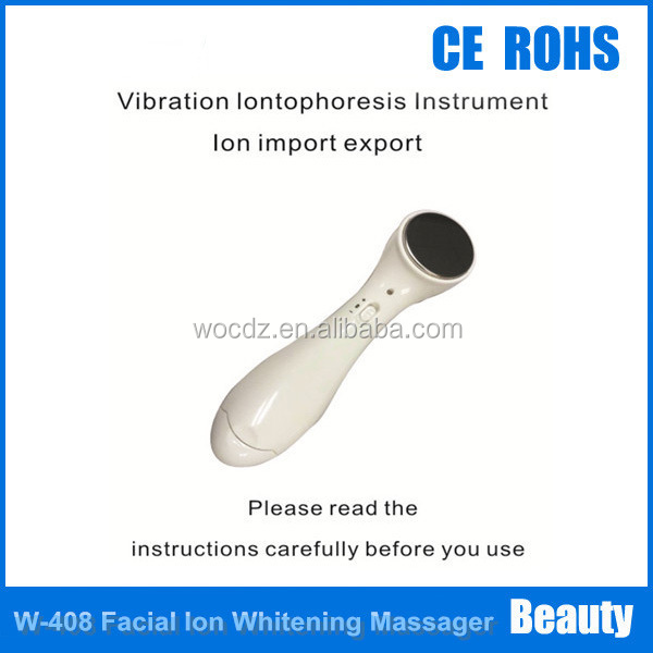 Beauty Products Facial Ion Whitening Massager