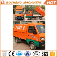 Electric Garbage Wagon For Sales