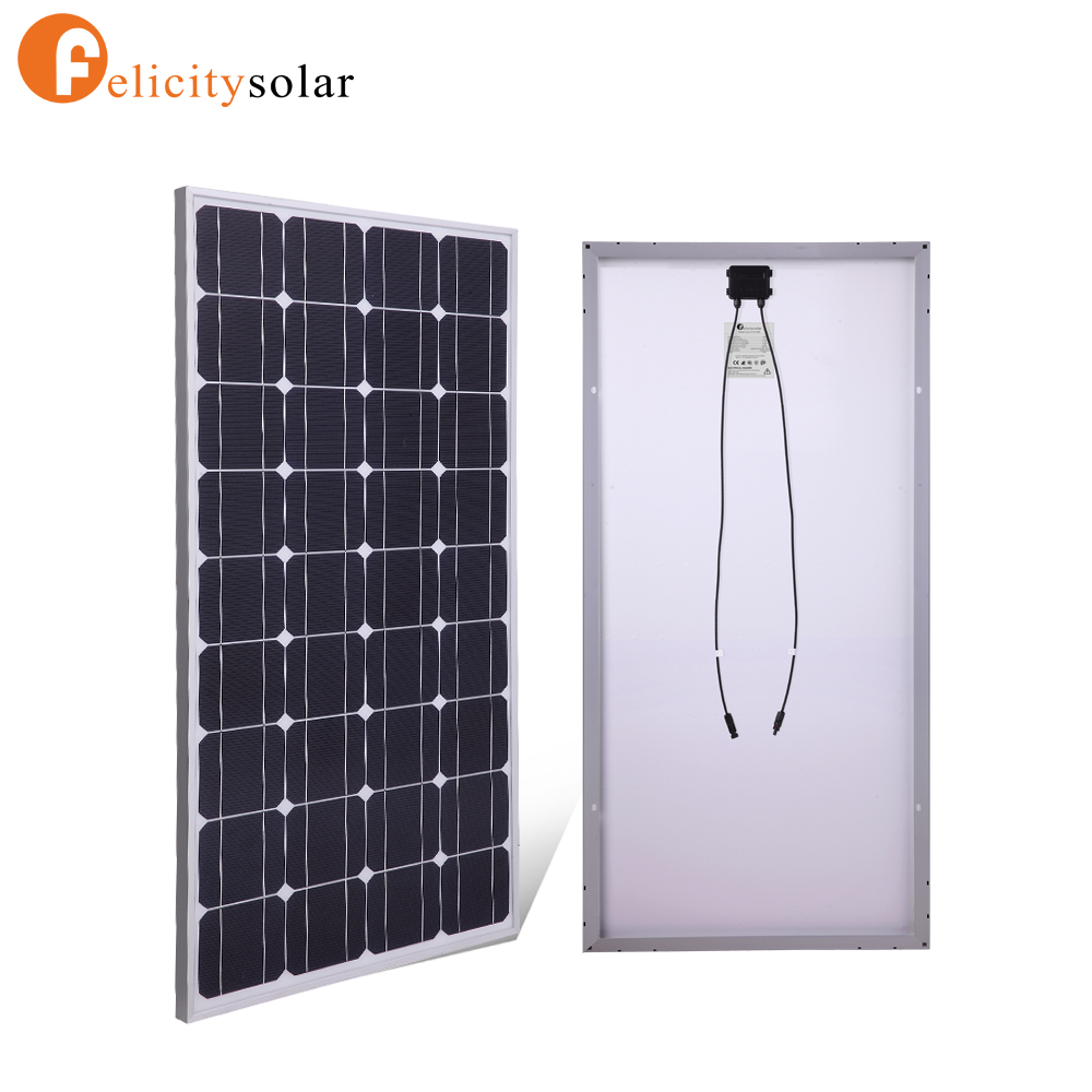 Hot selling mono crystalline silicon 150w solar panel off grid wholesale at cheap price
