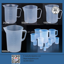 New Products 500ml 250ml measuring tubes