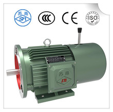 YEJ series cost-effective 8 poles electrical brake motor speed reducer motor