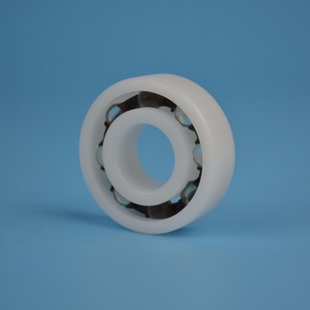 Plastic ring bearing 6202 plastic ball bearing