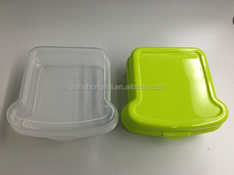 PP storage box/lunch box/sandwich container