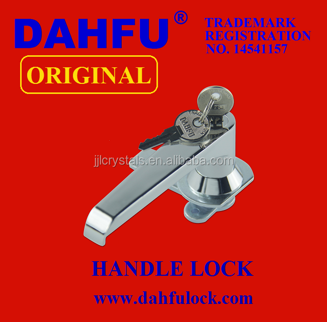 novelties wholesale china DAHFU handle lock design Cabinet lock