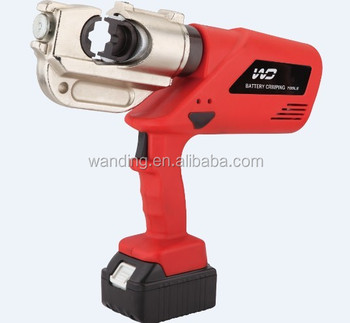 EC-400 Battery Hydraulic Crimping Tool