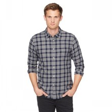 2014 formal style 100% cutton wholesale button down shirts