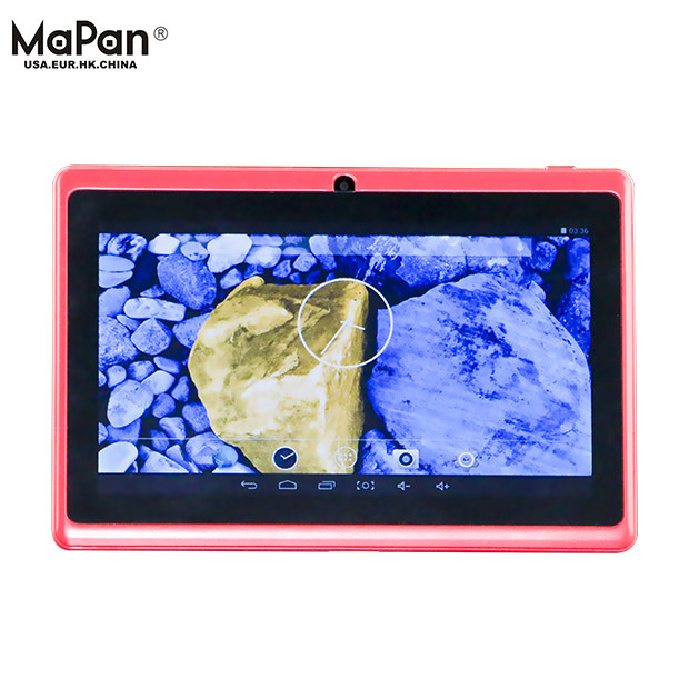 MaPan 7 inch tablet case A33 quad core Popular trendy waterproof plastic pouch gel belt clip case for mobile phone