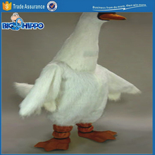 Realistic goose stunning amazing accurate professonal detailed bird animal high quality custom mascot costume