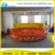 0.9mm PVC Tarpaulin Inflatable UFO/ Water Sofa with 6 seats for Water Sports