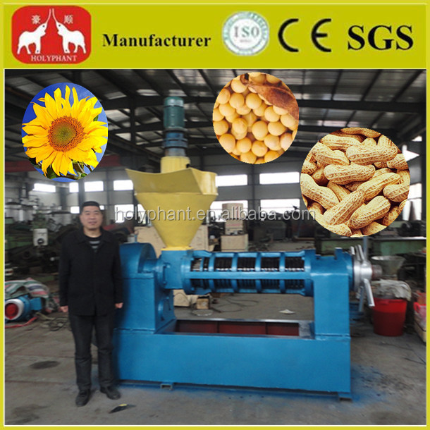 40 years experience factory price soya bean oil extraction machine