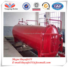 Autoclave for timber impregnation