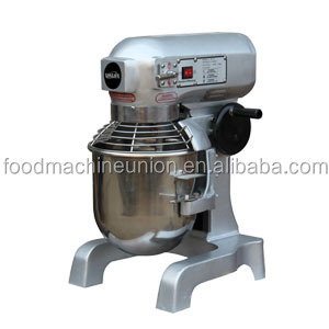 small mixer b40 planetary mixer for hotel from China