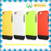 Slider Phone Case for Iphone/Samsung Hot Sale Colorful 2 in 1