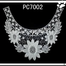 New pattern polyester collar for women clothes(PC7002)