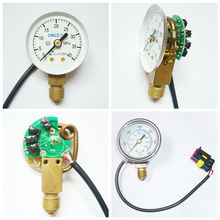 Wholesale price cng lpg gas pressure gauge