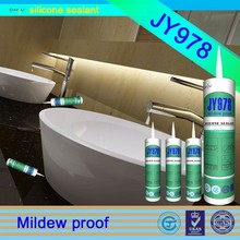 Quality assurance kitchen and bathroom sealing waterproofing silicone sealant