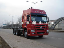 Hot sale SINOTRUK HOWO 6x6 AWD tractor truck