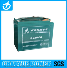 24v50ah sealed lead acid rechargeable battery for Electric Bicycle