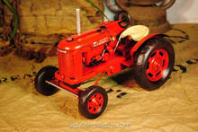 Antique Model Tractor