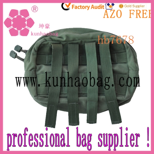 insulated molle pouch