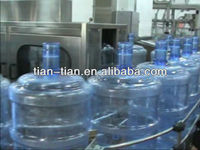5 gallon pet bottle pure water mineral water automatic filling machine