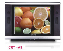 21inch ultra slim crt color tv