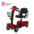 Portable 4 wheel power scooter for elderly