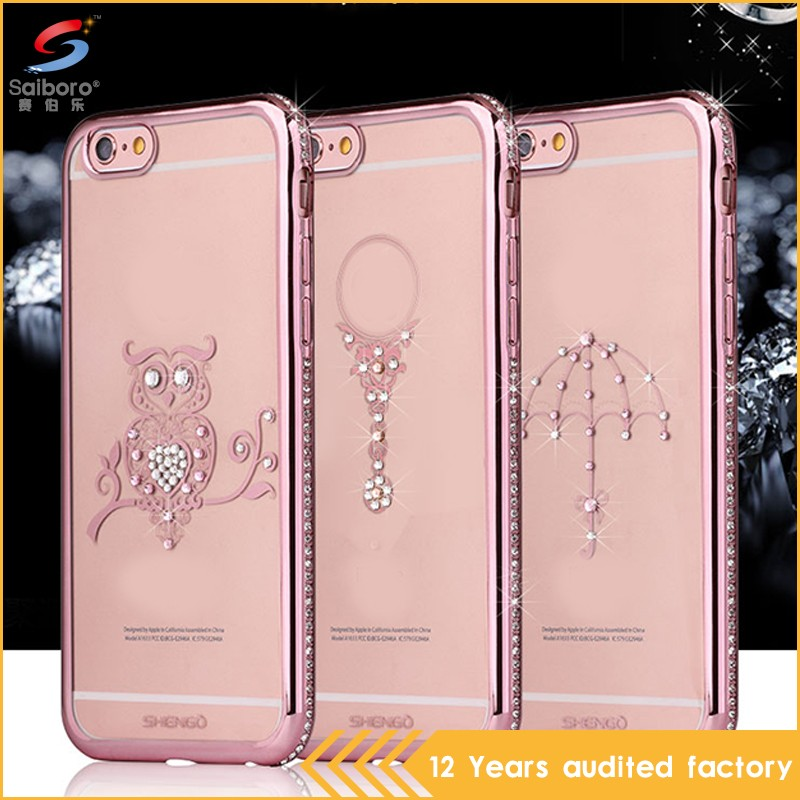Alibaba China wholesale bulk cheap dot view case for iphone 6