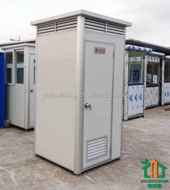 Easy Assemble sandwich panel used portable toilets for sale
