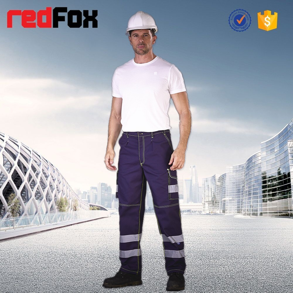 safety boys cargo long pant with pockets